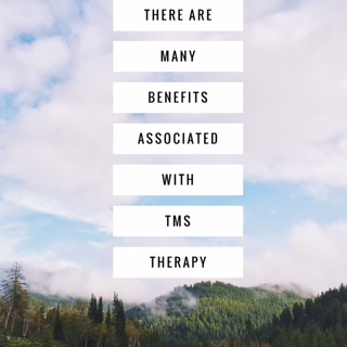 TMS therapy benefits