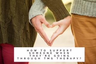 support through depression