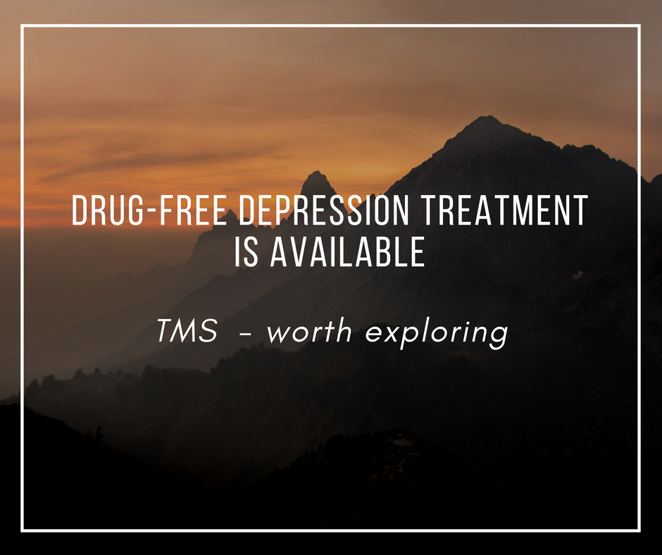 Drug-free Depression Treatment Options In Australia