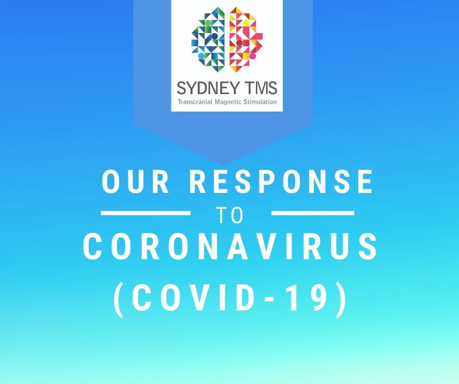Sydney TMS COVID-19 Update