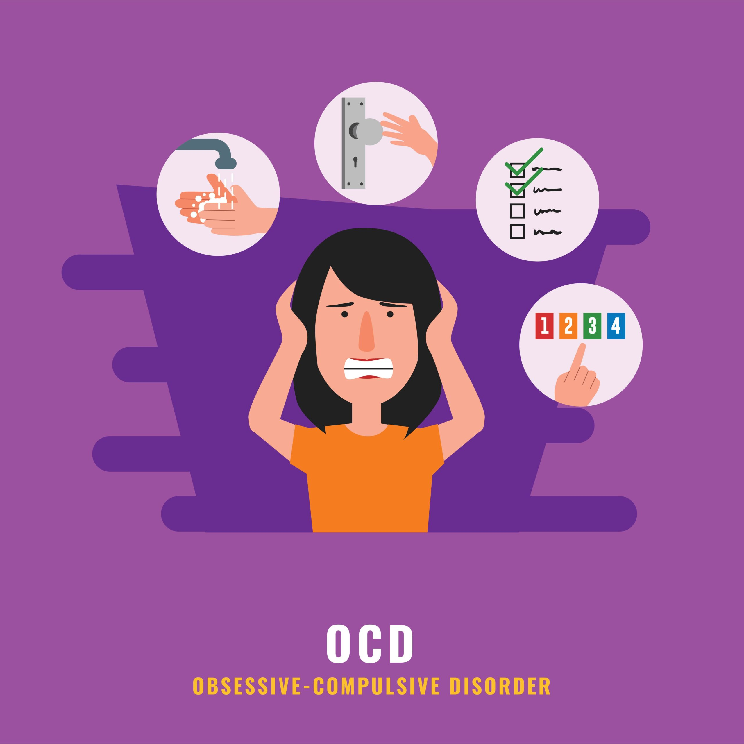 TMS help treat Obsessive Compulsive Disorder